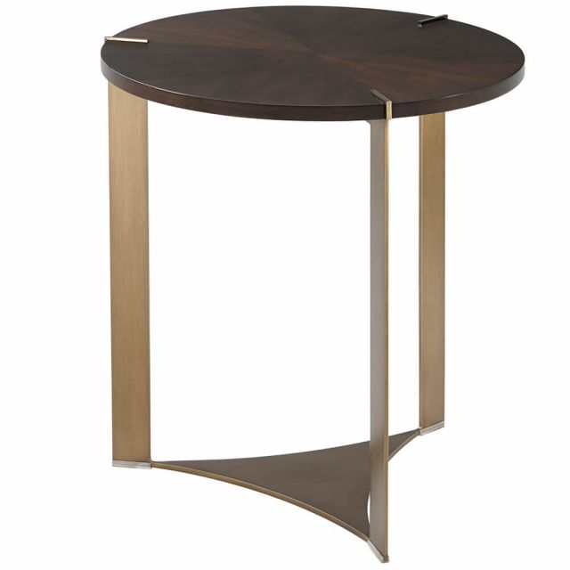 TA Studio Small Side Table Mathieu in Almond