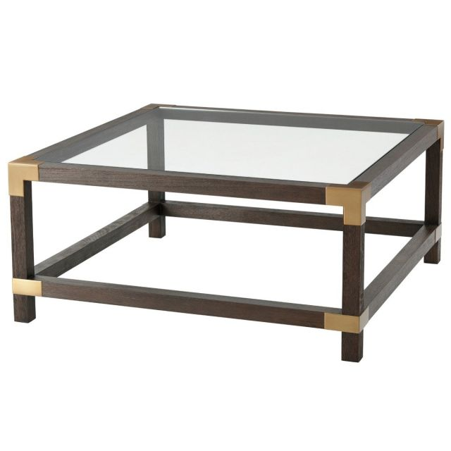 TA Studio Square Coffee Table Morrison Large in Cardamon