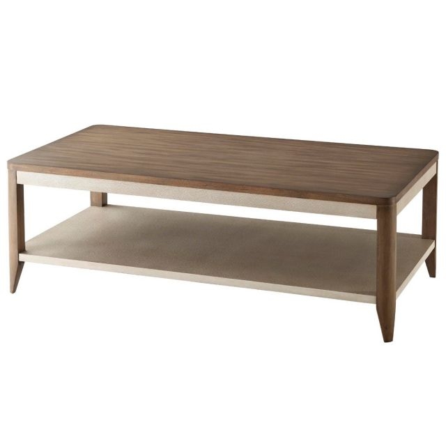 TA Studio Coffee Table Metro in Overcast