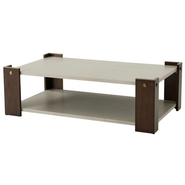TA Studio Coffee Table Tristan in Almond