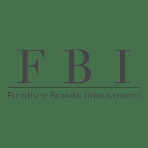TA Studio Small Round Coffee Table Fisher in Macadamia & Nickel