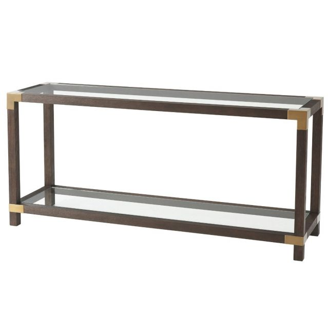 TA Studio Console Table Urbana in Cardamon