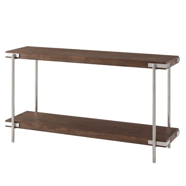 TA Studio Large Console Table Milan in Mangrove
