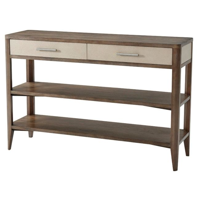 TA Studio Small Console Table Laszlo in Mangrove