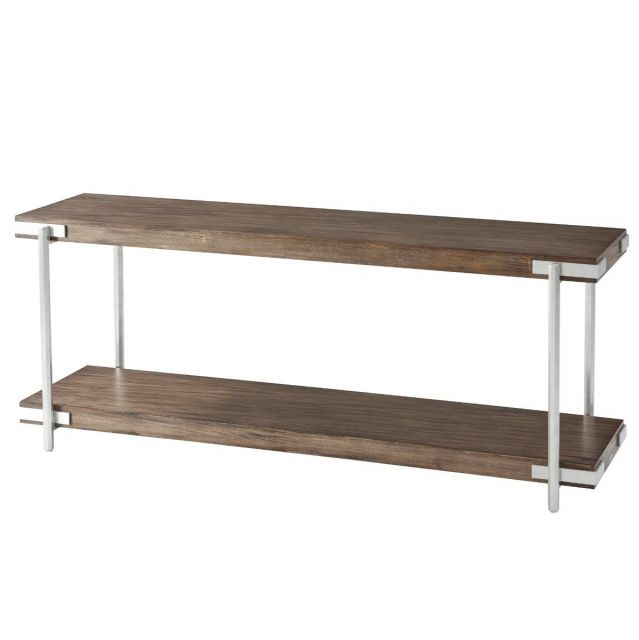 TA Studio Low Console Table Milan in Mangrove