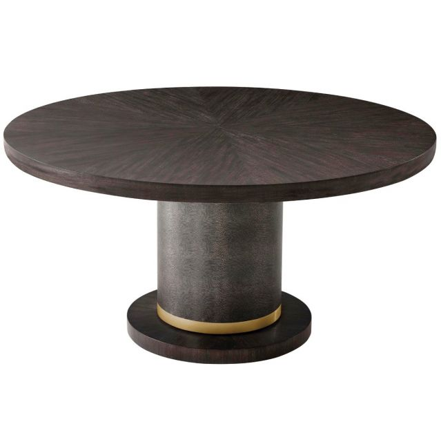TA Studio Round Dining Table Sabon in Rowan