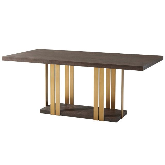 TA Studio Dining Table Tamar Small in Cardamon