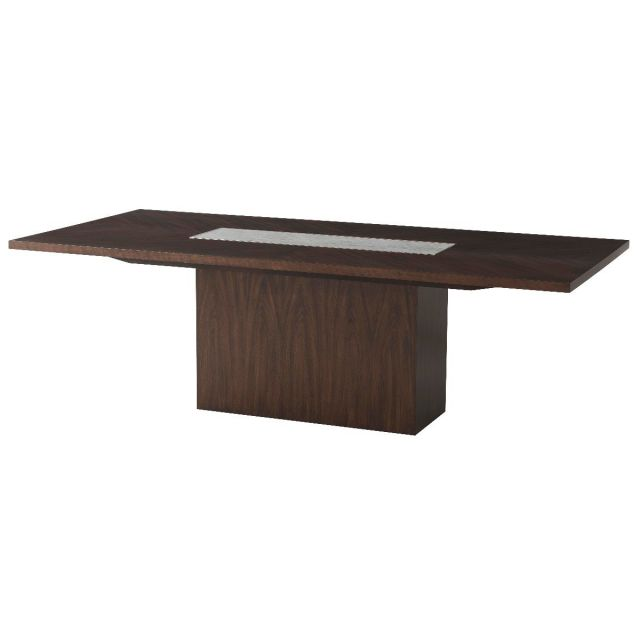 TA Studio Dining Table Noble - Almond Finish