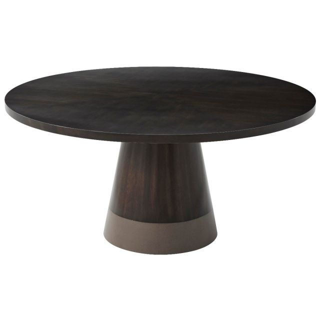 TA Studio Round Dining Table Huett Cuthbert - Ossian
