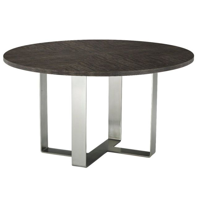 TA Studio Round Dining Table Ayman