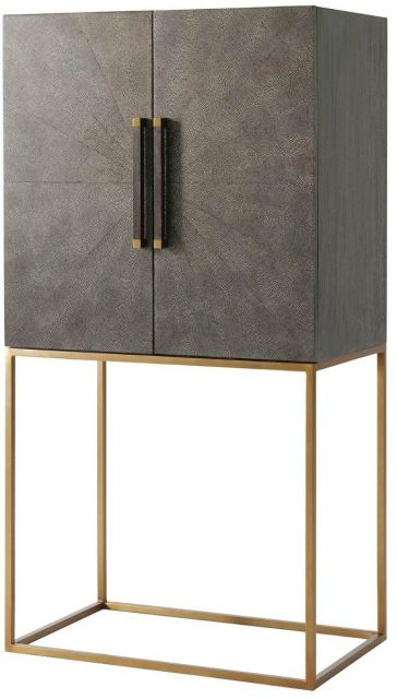 TA Studio Bar Cabinet Travers in Rowan