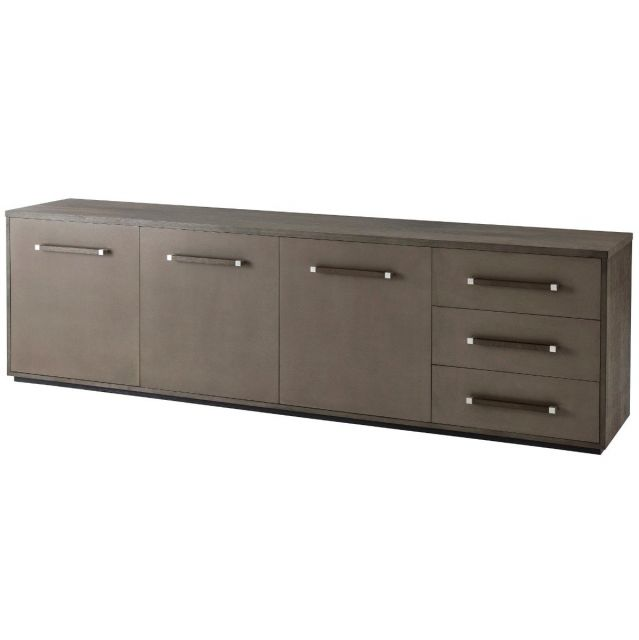 TA Studio Media Unit Williamson in Anise