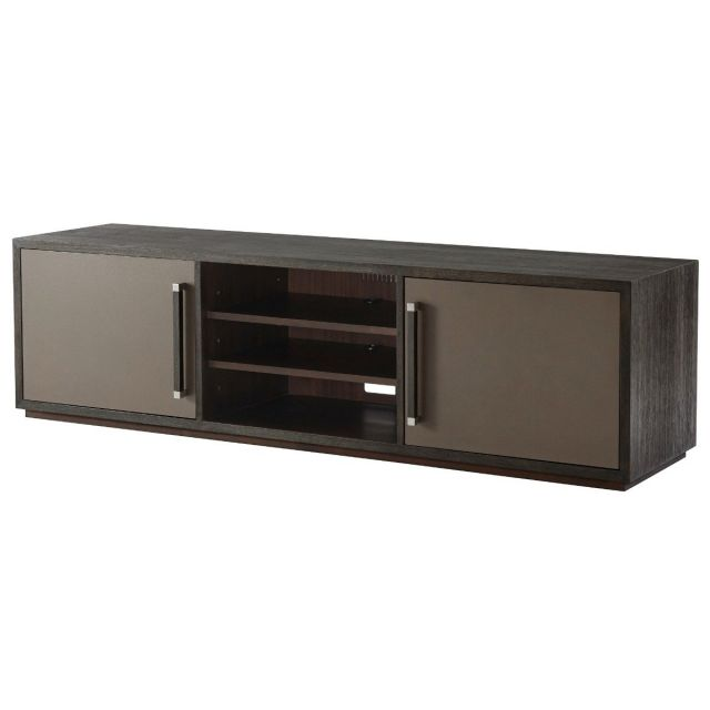 TA Studio Media Cabinet Williamson Small in Anise