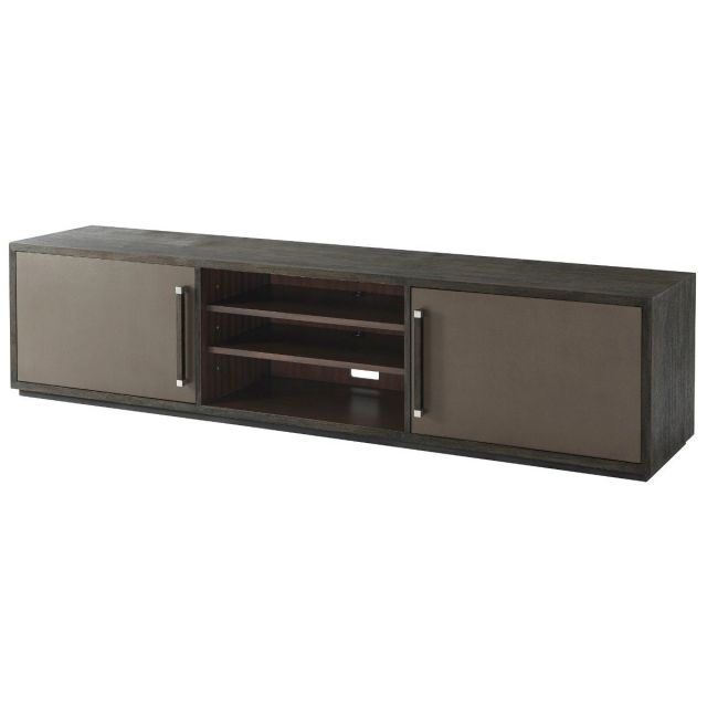 TA Studio Media Cabinet Williamson Large in Anise