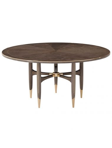 Grace Round Dining Table - Large / Agate | Theodore Alexander