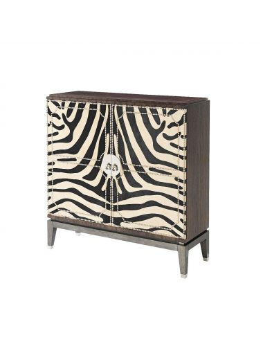 Vanucci Eclectics Decorative Chest Luck of the Game | Theodore Alexander