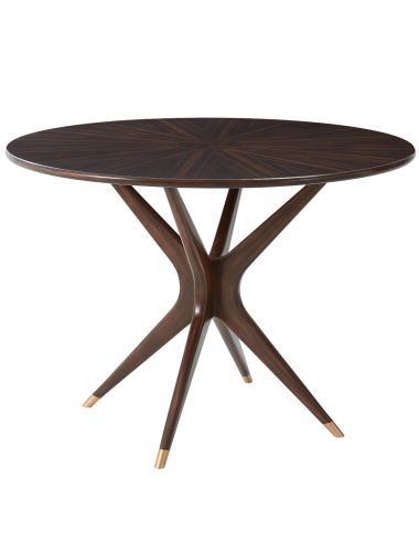 Keno Bros Dining Table Perfection | Theodore Alexander