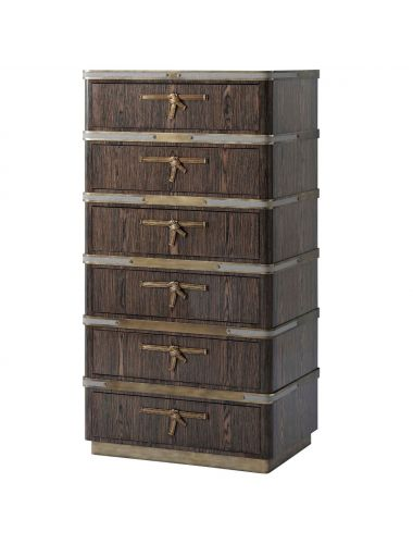 Tall Chest of Drawers Iconic | Theodore Alexander