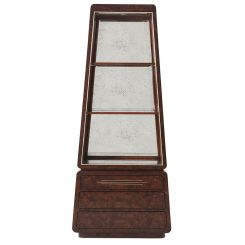 Theodore Alexander Grace Tall Display Cabinet