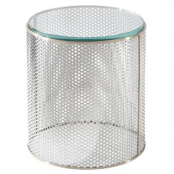 Theodore Alexander Round Side Table Flic-Flac