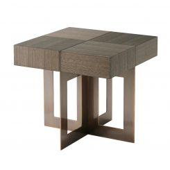 Theodore Alexander Accent Table Bloc