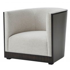 TA Studio Tub Armchair Garren in Matrix Marble