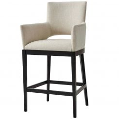 Theodore Alexander Bar Chair Carlyle - COM