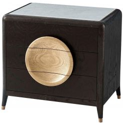 Theodore Alexander Bedside Chest of Drawers Collins II