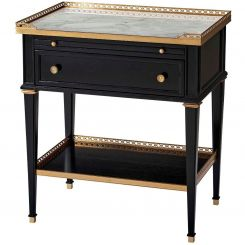 Theodore Alexander Bedside Table Matilde