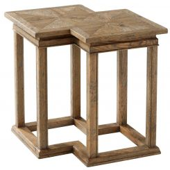 Theodore Alexander Bunching Accent Table Kyron
