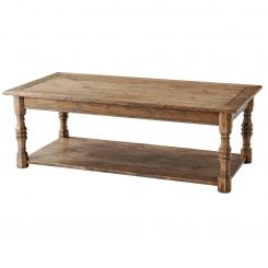 Theodore Alexander Coffee Table Galloway