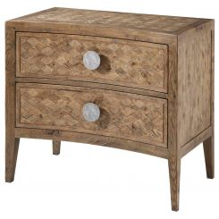 Theodore Alexander Bedside Table Weston