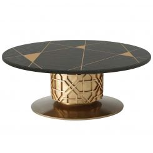 Theodore Alexander Centre Table Colter II - Bronze Oak