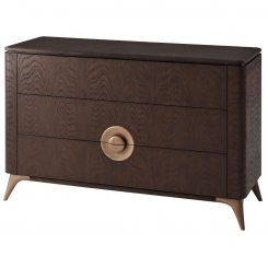 Theodore Alexander Chest of Drawers Admire in Cigar Club