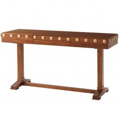 Theodore Alexander Console Table Nico