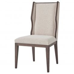 TA Studio Dining Chair Della in Matrix Marble