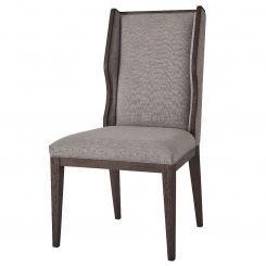 TA Studio Dining Chair Della in Matrix Pewter