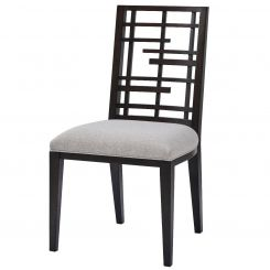 TA Studio Dining Chair Seymour in Matrix Marble