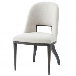 TA Studio Dining Chair Sommer in Matrix Marble