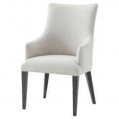 TA Studio Dining Armchair Adele in Matrix Marble