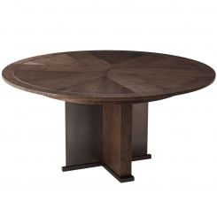 Theodore Alexander Extendable Dining Table Saverio