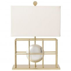 Theodore Alexander Lamp Caged