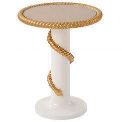 Theodore Alexander Serpent Side Table