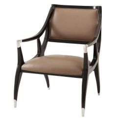 Theodore Alexander 2nd Avenue Accent Chair in COM