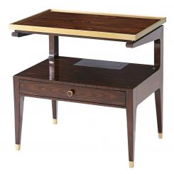 Theodore Alexander Side Table Clifftop