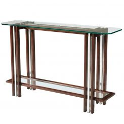 Theodore Alexander Console Table Doubles