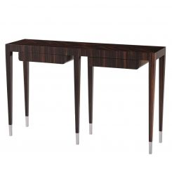 Theodore Alexander On Point Console Table
