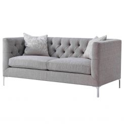 TA Studio Love Seat Ardmore in Dove