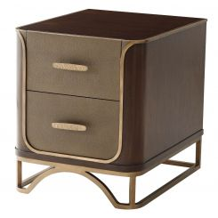 Theodore Alexander Bedside Table Palos