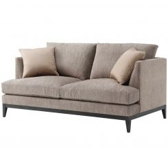 TA Studio Medium Sofa Byron in Morgan Taupe